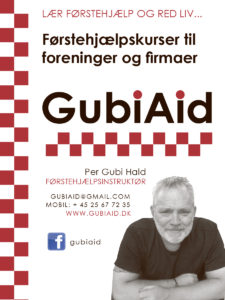 Førstehjælpskurser GubiAid